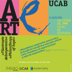 ART UCAB Still does not end